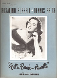 Roz Russell Tour Program
