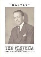 Jack Buchanan HV Playbill