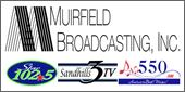 Muirfield Broadcasting logo