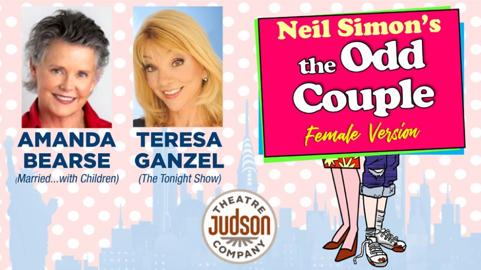 THE ODD COUPLE – March 26-29 performances canceled