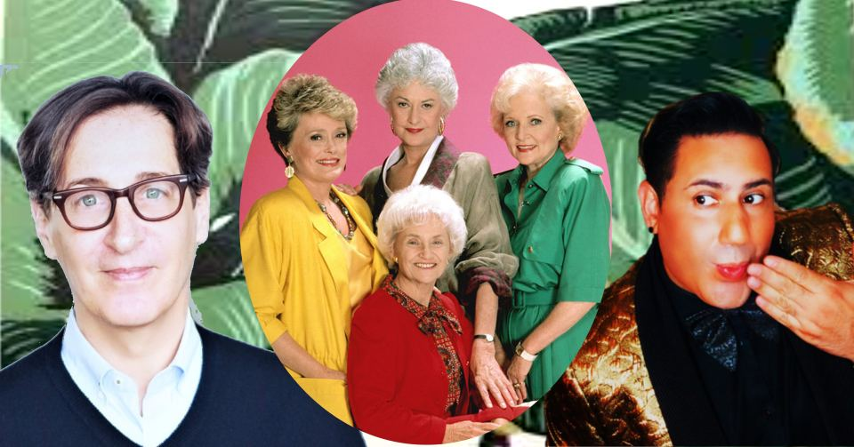 Do you love THE GOLDEN GIRLS? Join us for AN EVENING ON THE LANAI